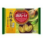 源氏パイ お抹茶仕立て 三立製菓 16枚 宇治抹茶使用 大袋 限定特価