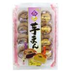 天恵製菓 二色芋まん 8個×10袋 半生菓子いもまんじゅう