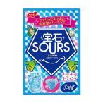 宝石サワーズ グミ ジュエルソーダ味 6袋入り1BOX ノーベル製菓