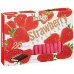 明治ストロベリーチョコレート BOX 6箱
