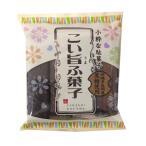 こい旨ふ菓子 4本入り×1袋 沖縄多良間産黒糖使用の麩菓子 駄菓子 やおきん