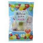 果汁ジュレミックス 180g×120袋 竹林堂製菓 果汁ゼリー コラーゲン配合 代引き不可
