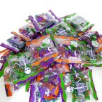 ハロウィン ベロベロ こんぺいとう ハロウィーン用小袋 50個入×10袋 舌の色が変わる金平糖【代引き不可】【キャンセル不可】2020年9月初旬より随時出荷 予約品