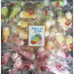 フルーツソフト(50個入り個装)【福徳製菓】とんがりソフトの1個装