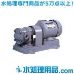 川本ポンプ オイルポンプ(歯車ポンプ) DG3形 60Hz DG3-15-MN0.4