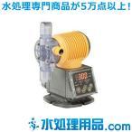 タクミナ ソレノイド駆動式ダイヤフラム定量ポンプ タイマータイプ PWT-200-VTCF-HWJ