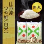 平成28年度産 山形県産つや姫 10kg 白米(5kg×2袋)