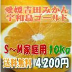 其它 - 宇和島ゴールド 河内晩柑 美生柑 愛媛吉田産 家庭用10キロS〜M
