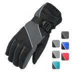 手袋 メンズ おしゃれ 暖かい アウトドア 赤 男の子 大きいサイズ 黒 サイクリング 紳士用 スポーツ スノー 釣り 防寒 登山 ナイロン 冷えとり バイク用 冬