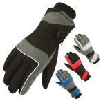 グローブ 手袋 メンズ レディース 暖かい スノボ 防寒 裏起毛 ベルト 滑り止め 撥水 防風 あったか スキー 冬 スポーツ 通勤