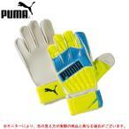 PUMA(プーマ)エヴォスピード 5.4(041171)サッカー フットボール ゴールキーパー キーパーグローブ ジュニア 一般用