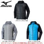MIZUNO(ミズノ)テックフィル フルジップパーカーシャツ(32ME6660)スポーツ トレーニング メンズ
