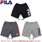 FILA(フィラ)杢リバー ハーフパンツ(416334)スポーツ ウォーキング トレーニング カジュアル メンズ