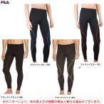 FILA(フィラ)メンズ 裏起毛 コンプレッション ロングタイツ(446953)ランニング トレーニング スパッツ インナー 着圧 メンズ