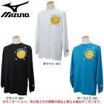 MIZUNO(ミズノ)Tシャツ(長袖)(54SP360) バスケットボール ミッキーマウス ディズニー ジュニア メンズ