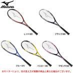 MIZUNO(ミズノ)テクニクス200(63JTN775)軟式テニス ソフトテニス ラケット ガット張り上げ