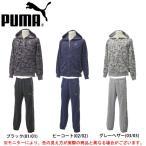PUMA(プーマ) PUMA PLAY TIME スウェットジャケットパンツ上下セット(902464/902465) セットアップ パーカー フーディ メンズ