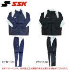 SSK(エスエスケイ)ウインドブレーカー 上下セット(SWC4001JSP)スポーツ トレーニング ジャケット パンツ ジュニア キッズ