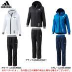 adidas(アディダス)24/7 フード付きウィンドブレーカー 上下セット(BWT00/BWT01)スポーツ トレーニング レディース