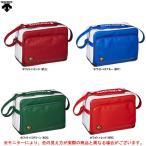 DESCENTE(デサント)エナメルセカンドバッグ(C0102D)野球 ベースボール ソフトボール バッグ かばん 鞄 部活 ショルダーバッグ 一般用