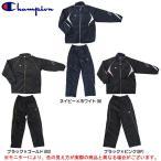 Champion(チャンピオン)ウインドブレーカー 上下セット(CYJ9441S)スポーツ トレーニング ジャケット パンツ ジュニア キッズ