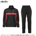 Ellesse(エレッセ)ウインドアップ ジャケット パンツ 上下セット(ETS55306/ETS65306)テニス カジュアル ユニセックス