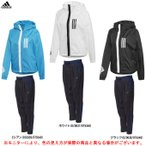 adidas(アディダス)WND ジャケット ウインドブレーカー上下セット(FXY05/FSC58)トレーニング ジャケット パンツ レディース