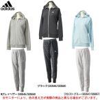 adidas (アディダス)W adidasbloom スウェット 上下セット(ITX30/ITX32)スポーツ トレーニング パーカー レディース