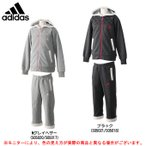 adidas (アディダス)起毛スウェット 上下セット(JAN38/JAN39) スポーツ パーカー キッズ