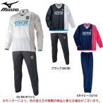MIZUNO(ミズノ)裏メッシュピステ上下セット(P2JE4502/P2JF4502) サッカー フットサル スポーツ トレーニング 裏メッシュ 男性用 メンズ 2014年