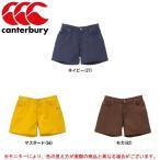 Canterbury(カンタベリー)コットン ショートパンツ(WA23705)ラグビー スポーツ トレーニング カジュアル レディース