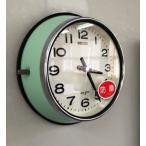 【送料無料】 セイコー クロック KS474M 防塵型 掛時計 船舶時計 バス時計