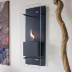 エタノール 暖炉 壁掛け式 Nu-Flame Cannello NF-W3CAO エタノール燃料 会話も弾むお洒落な壁掛け暖房器具