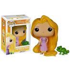 ディズニー ファンコ ディズニー:塔の上のラプンツェル-ラプンツェル&パスカル トイ フィギュア FunKo POP Disney: Tangled - Rapunzel & Pascal