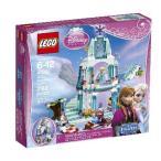レゴ LEGO製 ディズニープリンセス エルサのスパークリング アイスキャッスル Disney Princess Elsa's Sparkling Ice Castle   キラキラ輝く
