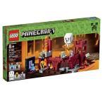 レゴ LEGO製 マインクラフト LEGO Minecraft 21122 the Nether Fortress Building Kit /レゴ レゴブロック ブロック ネザー砦 マイクラ 送料無料
