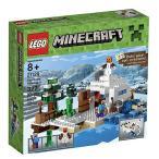 レゴ LEGO製 マインクラフト LEGO Minecraft 21120 the Snow Hideout Building Kit /レゴ・レゴブロック・ブロック 雪の隠れ家 送料無料