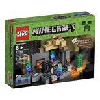 レゴ LEGO製 マインクラフト LEGO Minecraft 21119 the Dungeon Building Kit /レゴ レゴブロック ブロック ダンジョン マイクラ 送料無料