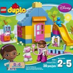 レゴ デュプロ LEGO DUPLO 幼児用おもちゃ 2歳〜 10606 ディズニー ドックはおもちゃドクター 裏庭の病院キット