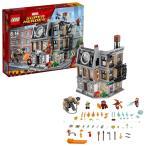 レゴ マーベルスーパーヒーローズ アベンジャーズ LEGO Marvel Super Heroes Avengers: Infinity War Sanctum Sanctorum Showdown 76108 Building Kit (1004 P