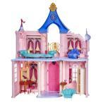 ディズニー プリンセス ファッションドール キャッスル ドールハウスセット Disney Princess Fashion Doll Castle, Dollhouse 3.5 feet Tall with 16 Accessorie