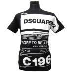 ディースクエアード DSQUARED2 Tシャツ 半袖 メンズ(25030)