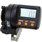 Roloiki 999.9M デジタルディスプレイ釣りラインカウンタ並行輸入品