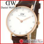 ダニエルウェリントン 腕時計 レディース ピンクゴールド Daniel Wellington Classy St Mawes 26mm 時計 レザー 0900DW dw_11