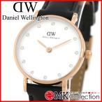 ダニエルウェリントン 腕時計 レディース ピンクゴールド Daniel Wellington Classy Sheffield 26mm 時計 レザー 0901DW dw_11