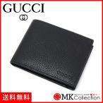グッチ 財布 メンズ GUCCI Wallet 二つ折り財布 ブラック 278596 A7M00 1000