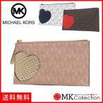 週末特別価格 マイケルコース クラッチバッグ レディース MICHAEL KORS Wallet ZIP CLUTCH PINK/BALLET 35S7GGFW3B PINKB