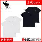 アバクロ Tシャツ メンズ 無地 Abercrombie & Fit