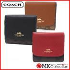 コーチ 二つ折り財布 レディース COACH Wallet シグネチャー スモール F53837