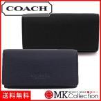 コーチ メンズ レディース COACH キーケース クロスグレイン F63414